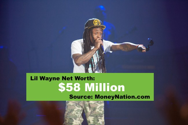 Lil Wayne Net Worth
