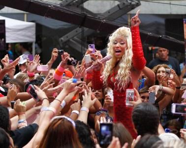 Nikki Minaj Net Worth Facts