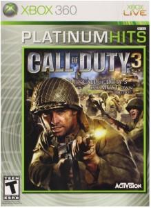 Call of Duty 3 Earnings