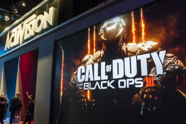Call of Duty Money Black Ops 3