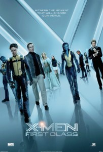 X Men First Class Movie Money