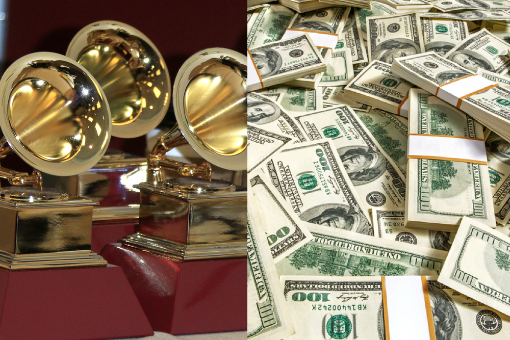 Money Win Grammy