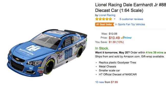 Dale Earnhardt Jr. Merchandise and Net Worth