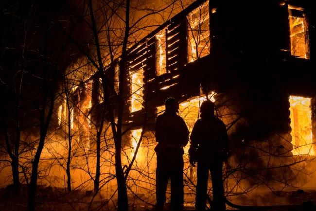 Firefighter Slary Alaska