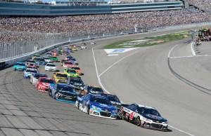 NASCAR money vs other sports