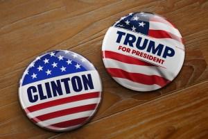 Trump Money vs Clinton Money