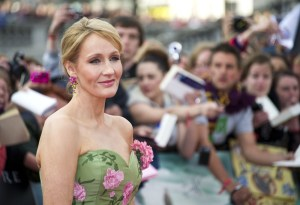 JK Rowling Net Worth from Movies