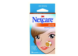 Nexcare Acne Absorbing Cover