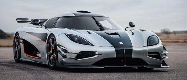 koenigsegg one 1 most expensive car