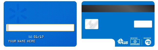 Wal-Mart Geldkarte