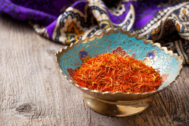 saffron is one of the most expensive spices