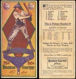joe jackson most expensive baseball card