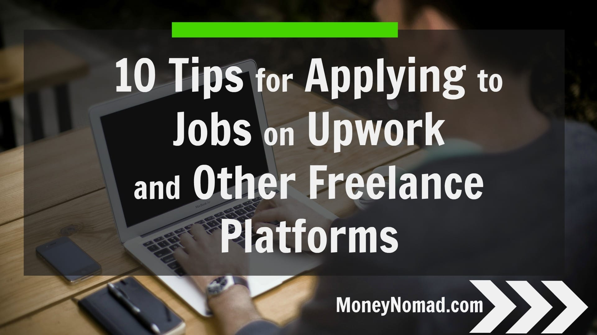 10 tips for applying to jobs on