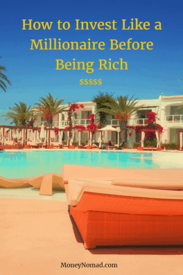 how-to-invest-like-a-millionaire-before-being-rich-pinterest