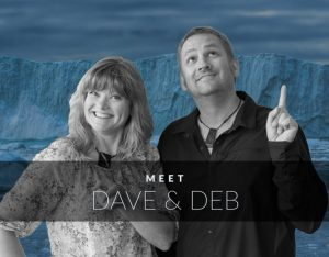 Dave and Deb from The Planet D