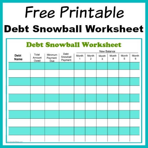 Printable Fan Snowball Worksheet in Cultivation Nest