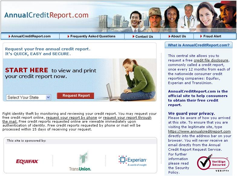 Reminder: Review your CreditReport