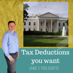 Tax deductions you want (and 3 you don't)