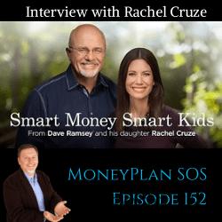 Interview with Rachel Cruze, author of Smart Money Smart Kids