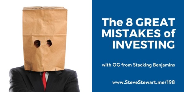 8 great mistakes of investing