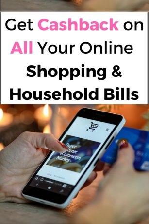 Cashback on All Shopping