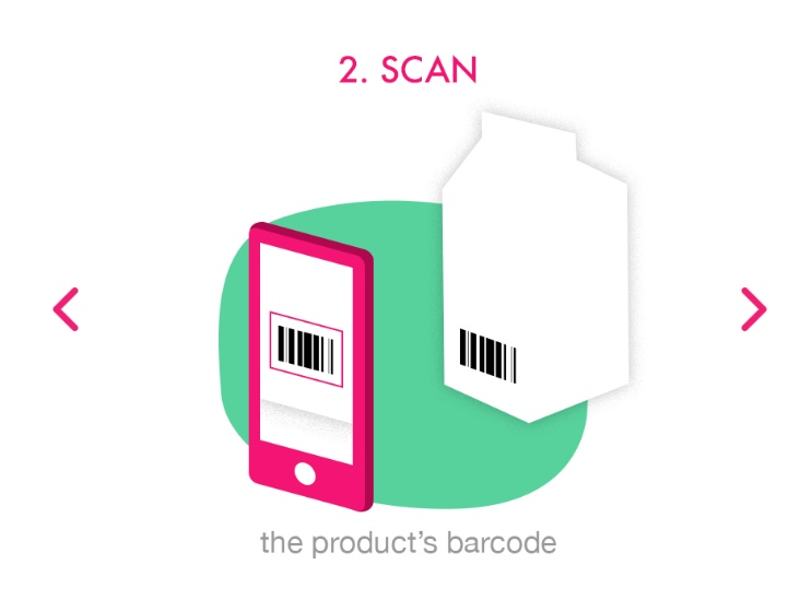 Scan Product Barcode