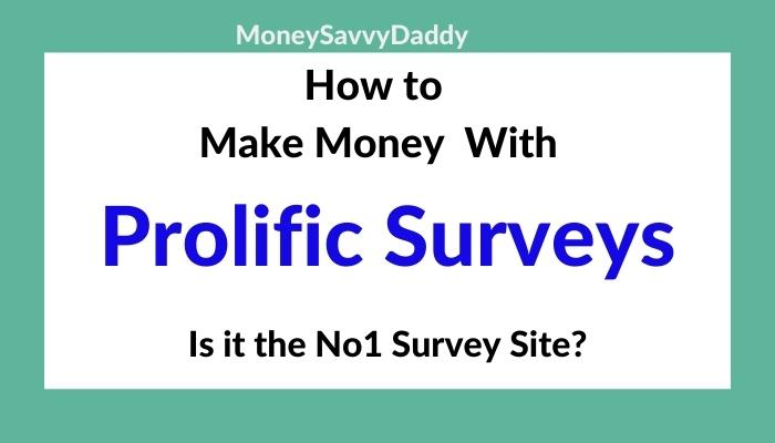 Prolific Surveys