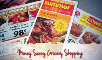 Money savvy grocery shopping: Stick to your list