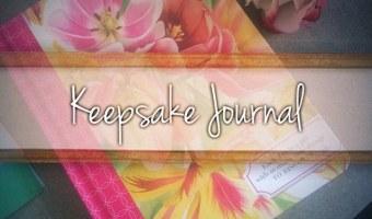 Mother's Day Keepsake Journal #mothersday #birthdaygiftidea #keepsake #journal