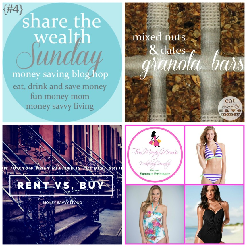 Share The Wealth Sunday | Money Savvy Living