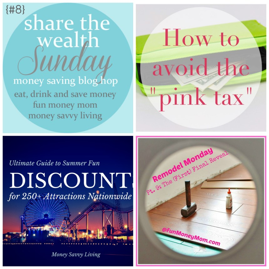 Share the Wealth Sunday #8 | Money Savvy Living