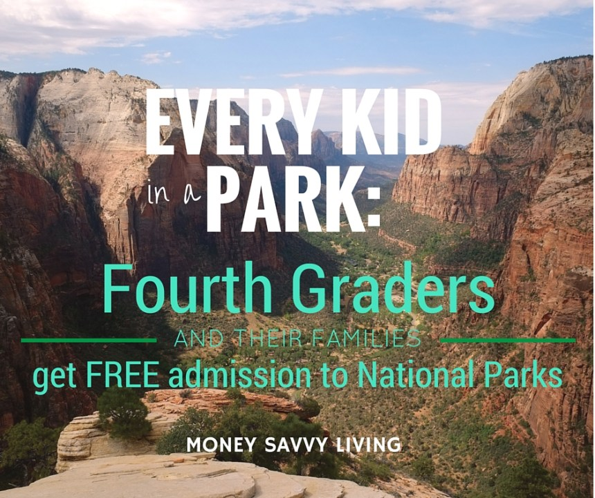Every Kid in a Park | Money Savvy Living