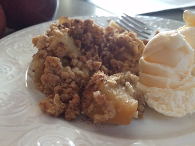 Harvest Apple Crisp