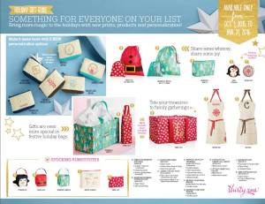 2015 Holiday Gift Guide   Thirty One   Money Savvy Living