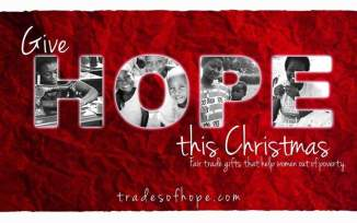 2015 Holiday Gift Guide   Trades Of Hope   Money Savvy Living