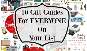 Ultimate Holiday Gift Guide 2015