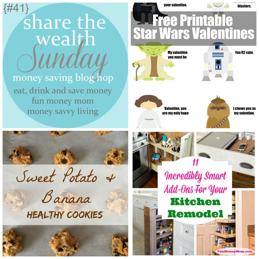 Share The Wealth Sunday 41 | Money Savvy Living