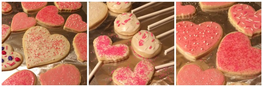 Valentine Sugar Cut-Out Cookies | Money Savvy Living