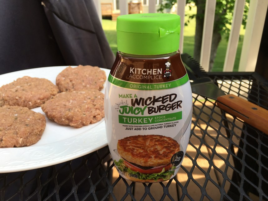 Kitchen Accomplice Wicked Juice Burger | Money Savvy Living