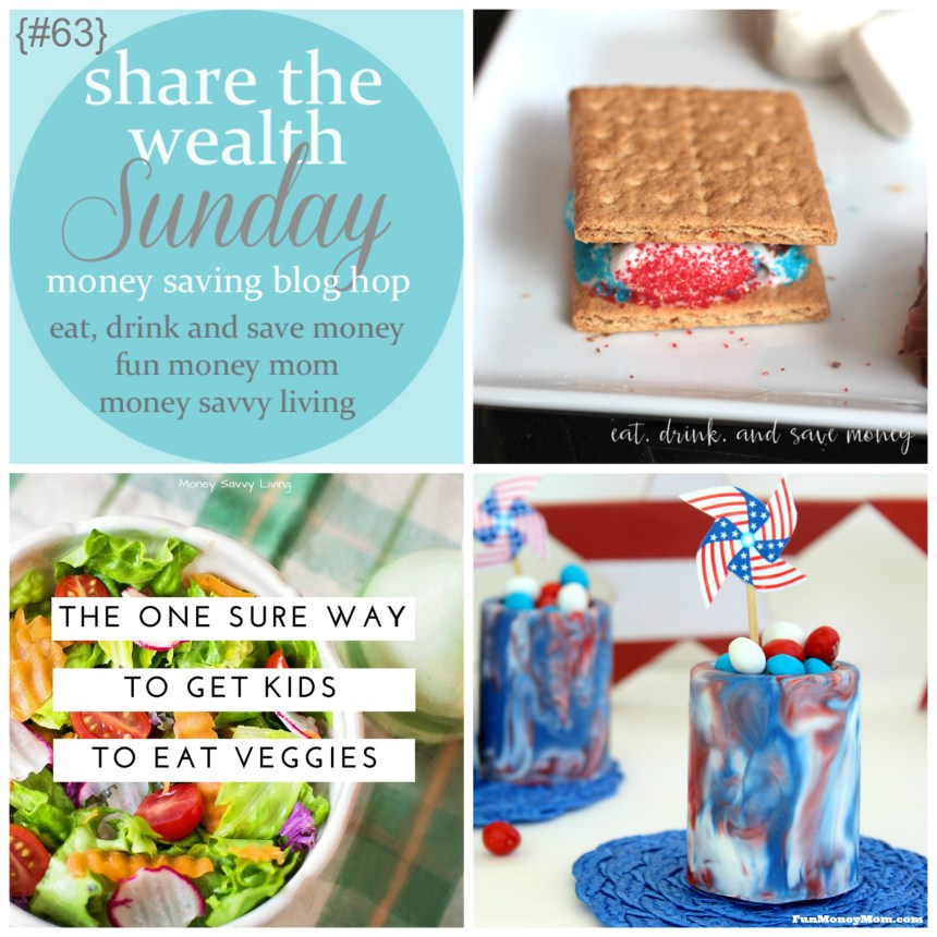Share The Wealth Sunday 63 | Money Savvy Living