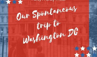 A Spontaneous Stop in Washington DC // Money Savvy Living #DC #travel #washingtonDC #familyvacation #educational #america #americana #4thofjuly #fourthofjuly #independenceday