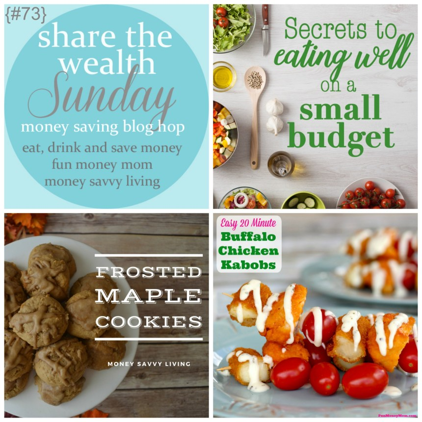 Share The Wealth Sunday 73 | Money Savvy Living