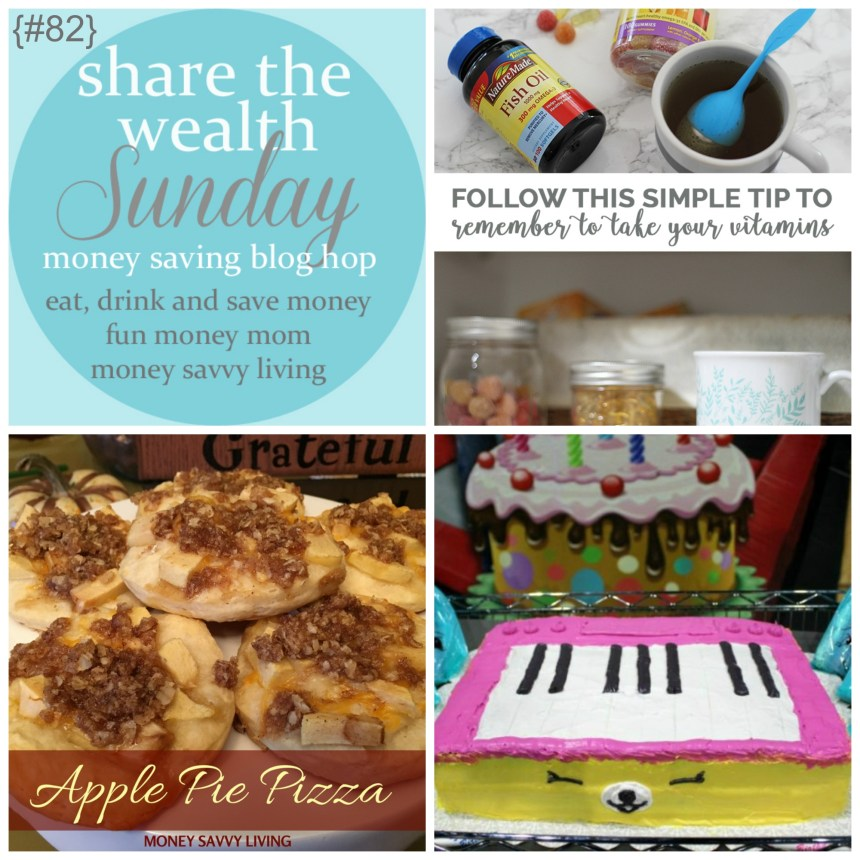 Share the Wealth Sunday 82 | Money Savvy Living