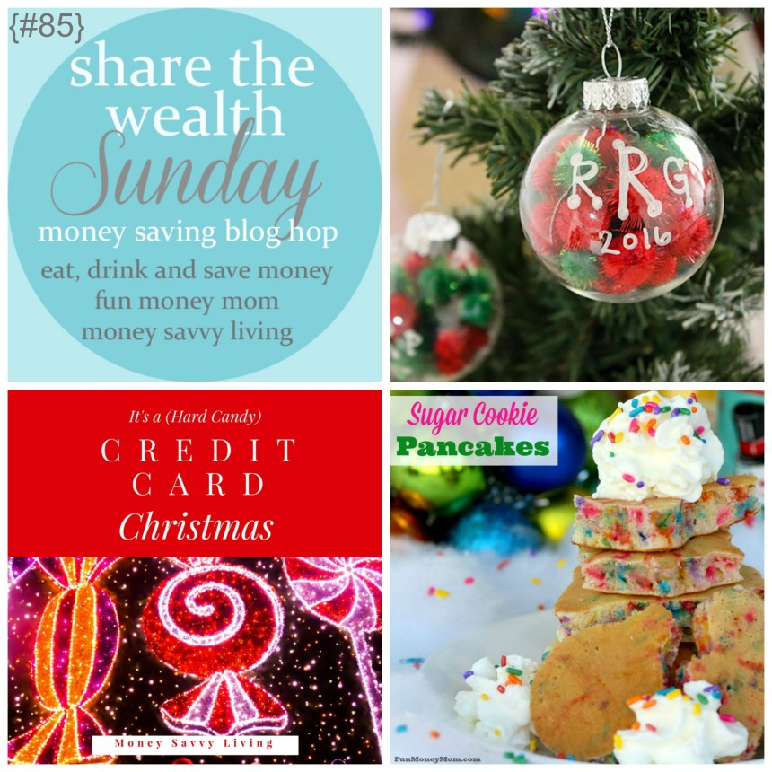 Share the Wealth Sunday 85 | Money Savvy Living