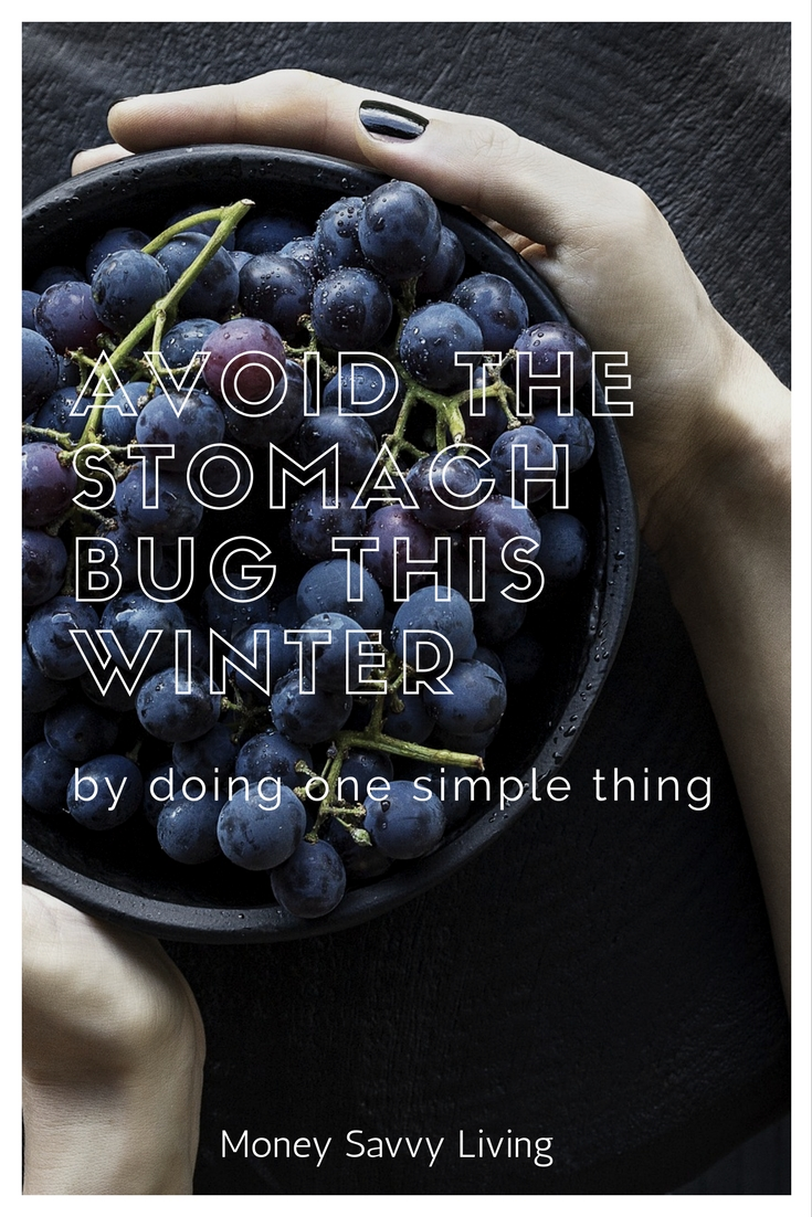 Avoid the Stomach Bug This Winter