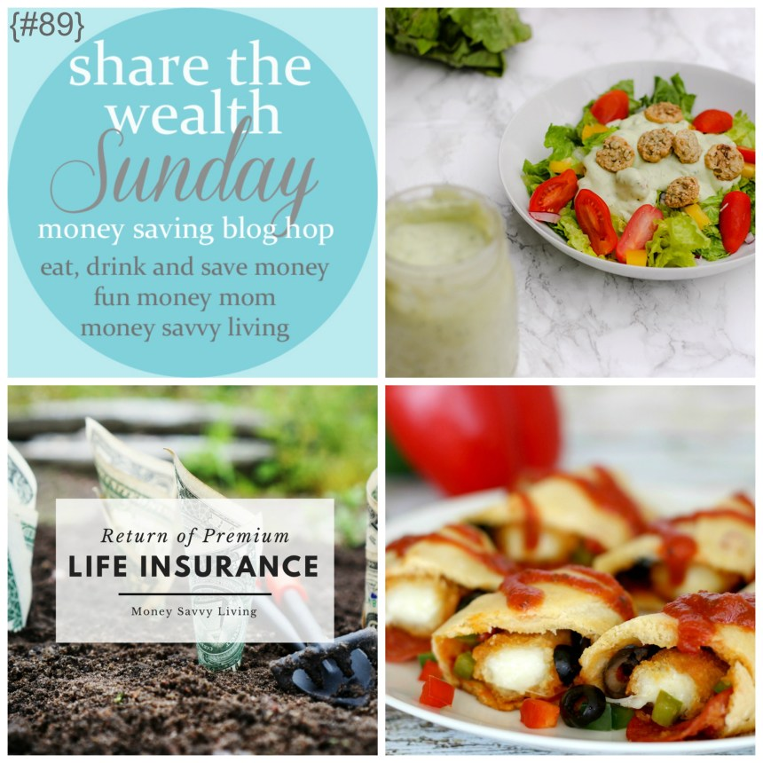 Share The Wealth Sunday 89 | Money Savvy Living