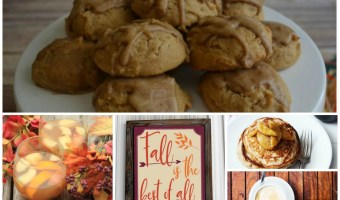 Best of Fall: 20+ Fall Recipes, Activities, Crafts, & Home Decor Ideas