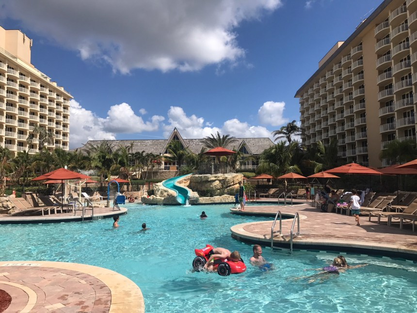 Dolphin Pools Marco Island