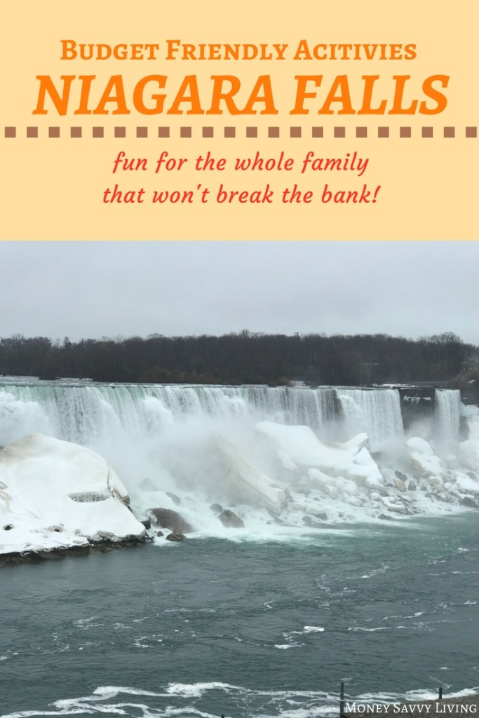 Family Friendly Things to do in Niagara Falls // Money Savvy Living #NiagaraFalls #exploreniagara