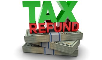 Tips to get a bigger tax refund back this year. #taxes #tax #taxrefund #taxseason #finance #moneytips #taxtips